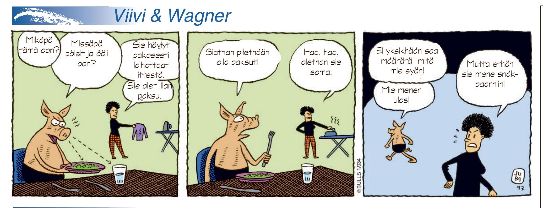 Viivi & Wagner (nr 2 -2015)