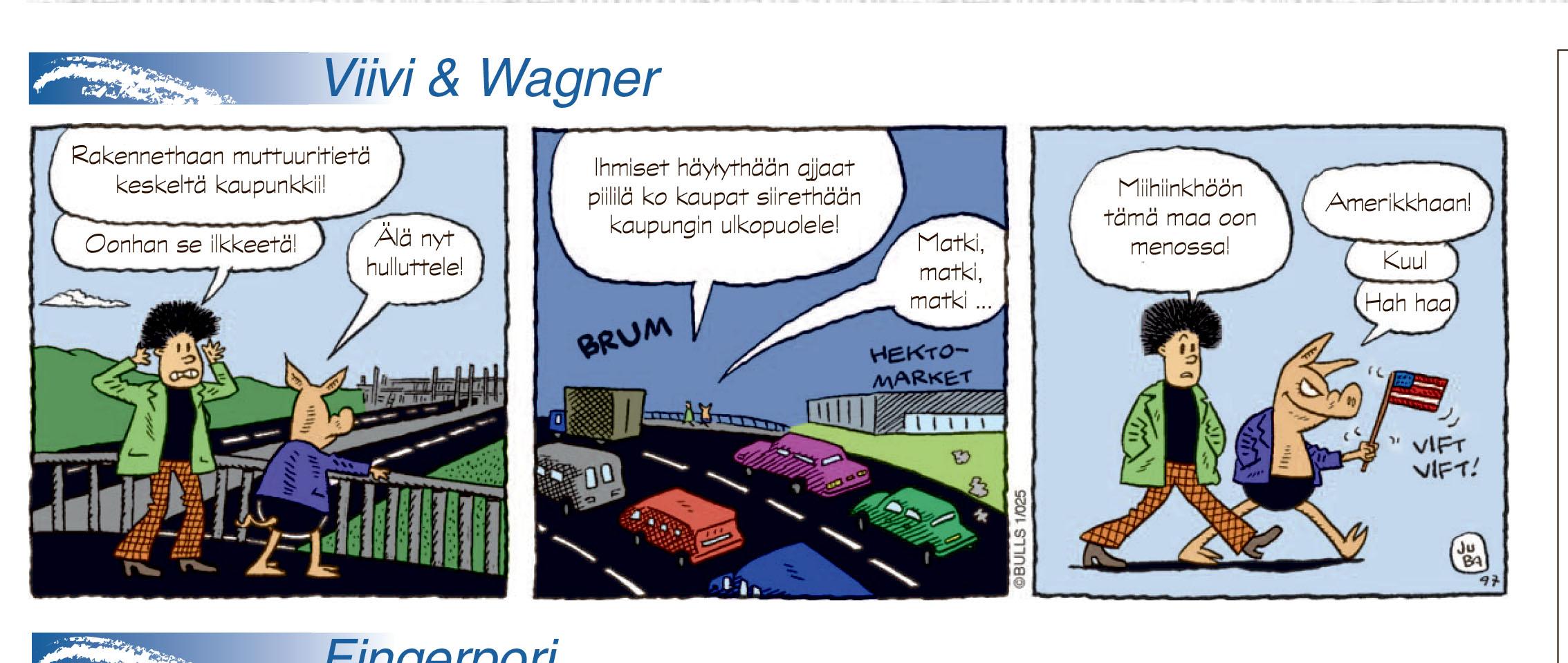 Viivi & Wagner (nr 3 -2014)