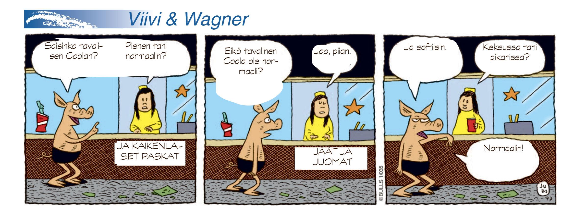 Viivi & Wagner (nr 3 -2015)