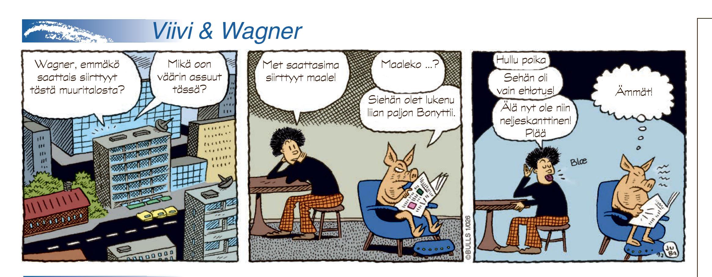 Viivi & Wagner (nr 4 -2014)
