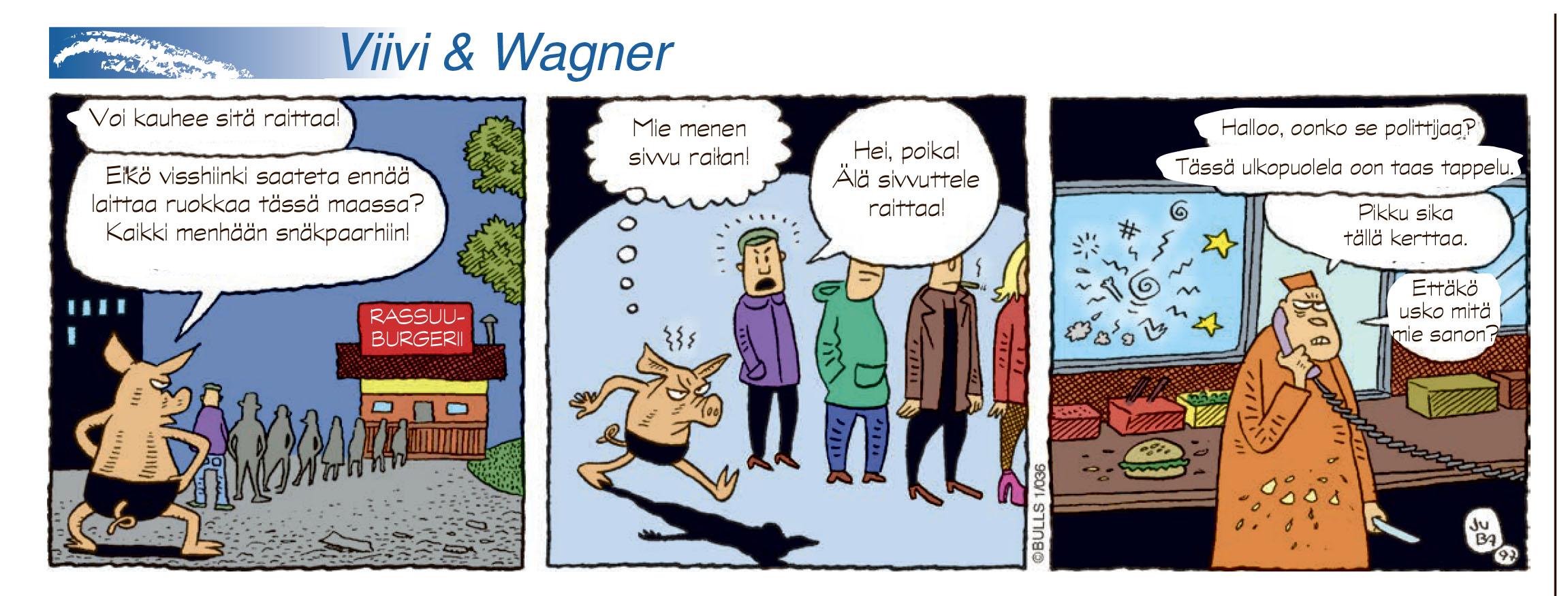 Viivi & Wagner (nr 4 -2015)