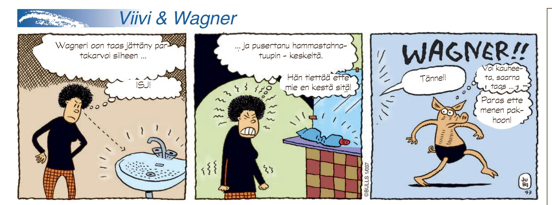 Viivi & Wagner (nr 5 -2015)