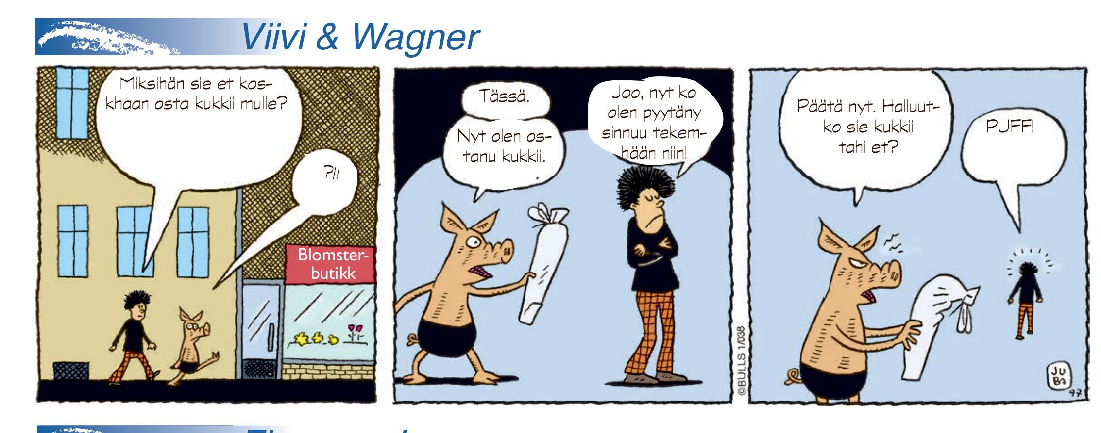 Viivi & Wagner (nr 6 -2015)