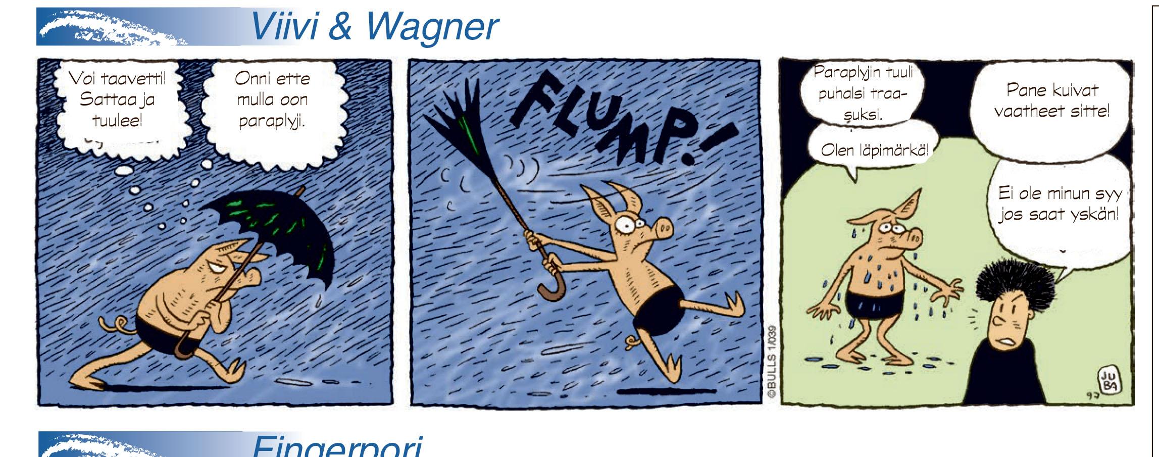 Viivi & Wagner (nr 7 -2015)