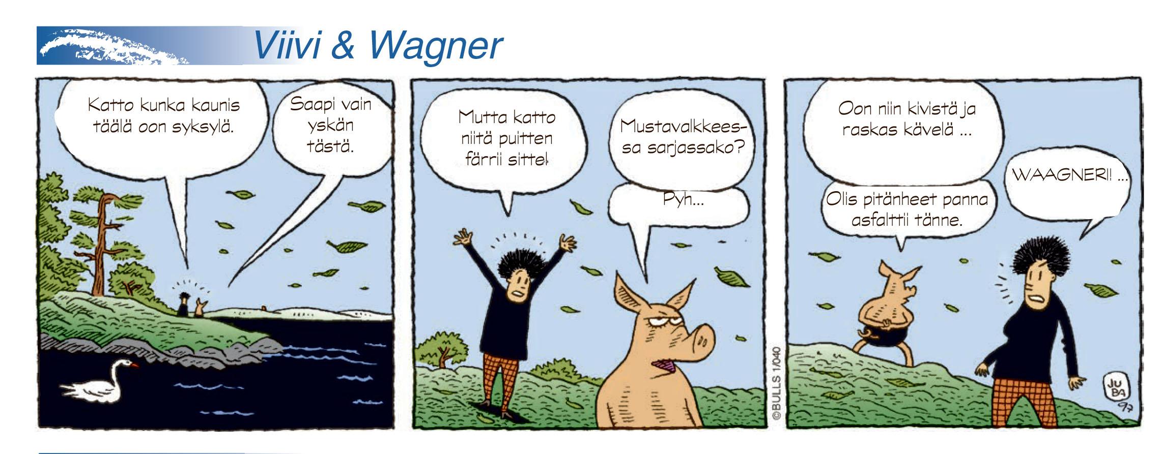 Viivi & Wagner (nr 8 -2015)