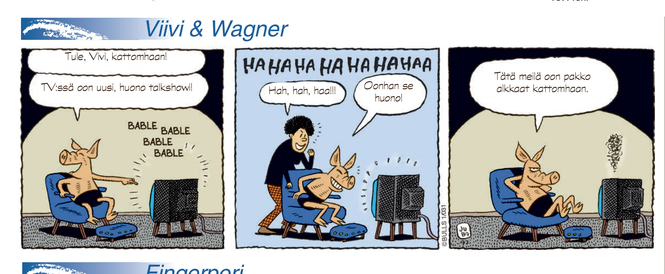 Viivi & Wagner (nr 9 -2014)
