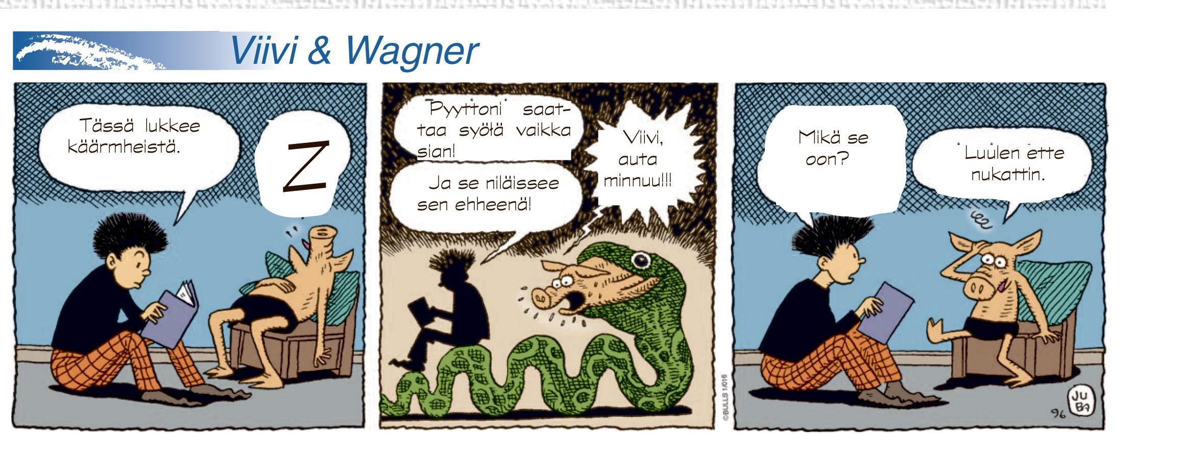 Viivi & Wagner (nr 6 -2013)