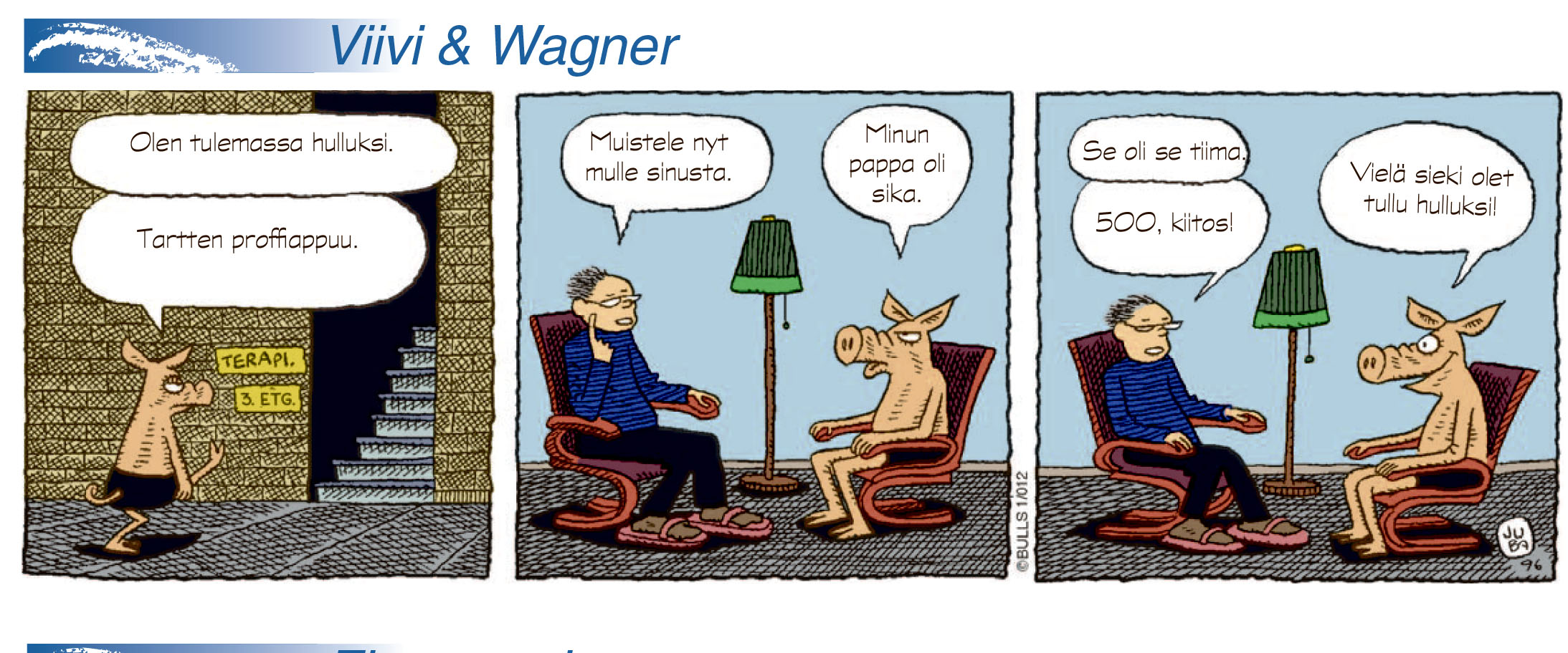 Viivi & Wagner (nr 2 -2013)