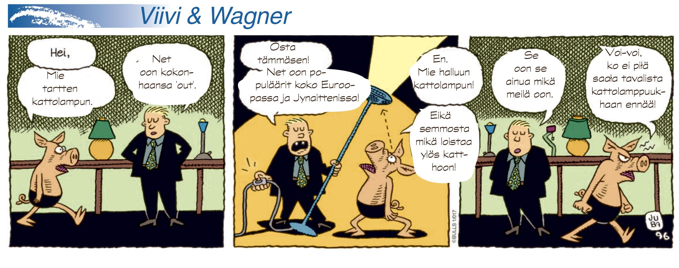 Viivi & Wagner (nr 7 -2013)