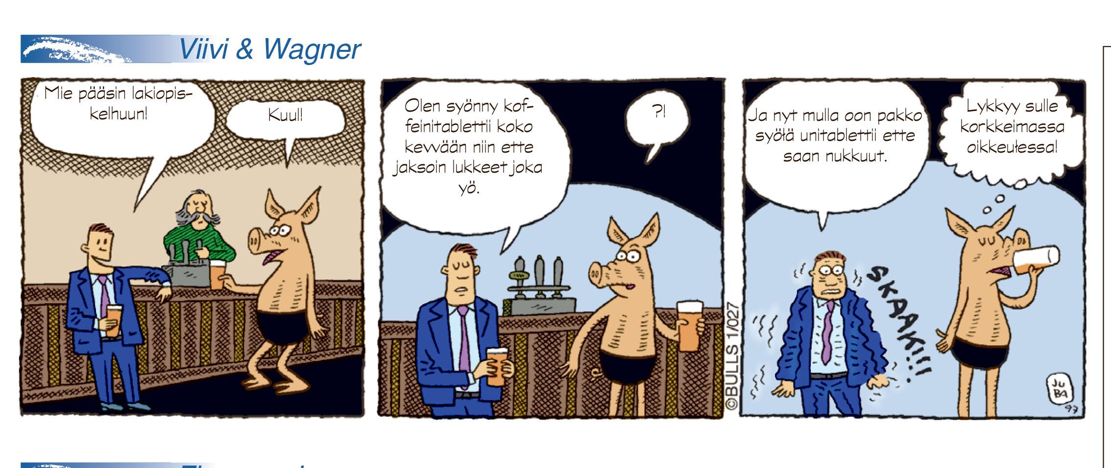 Viivi & Wagner (nr 5 -2014)