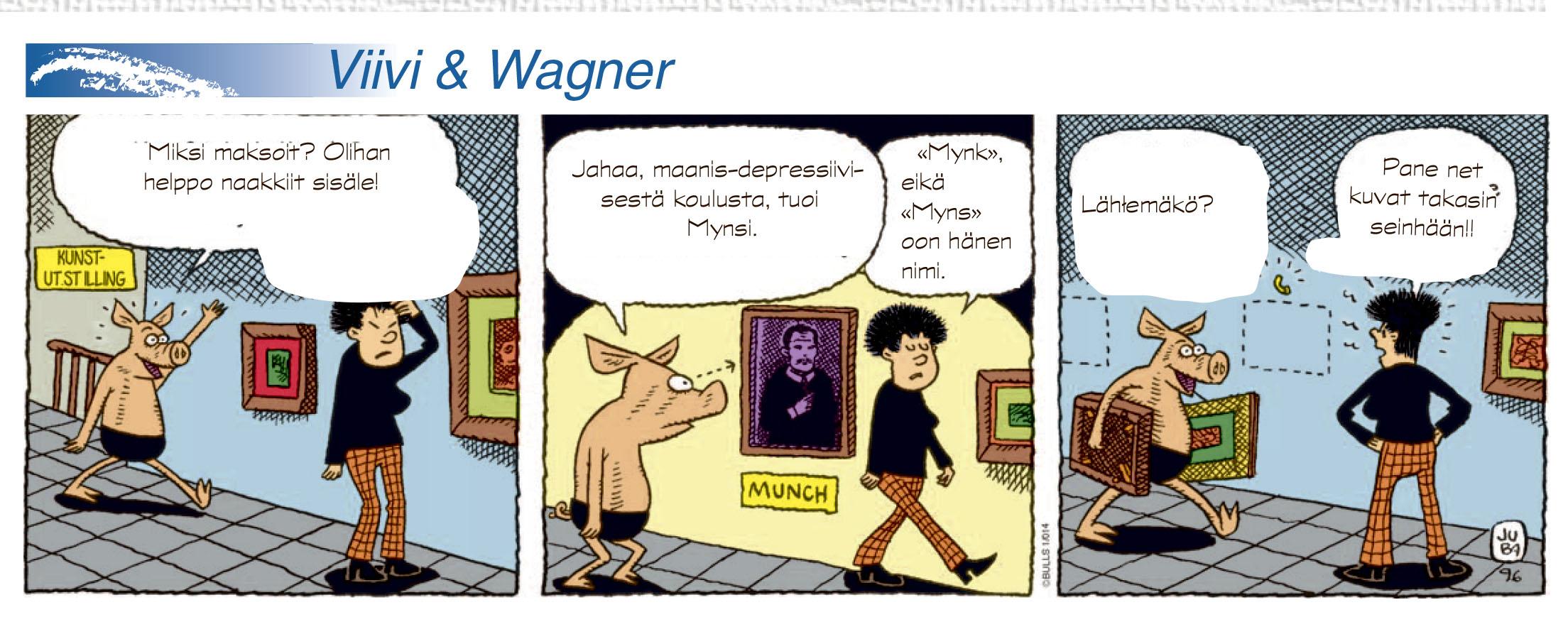 Viivi & Wagner (nr 4 -2013)