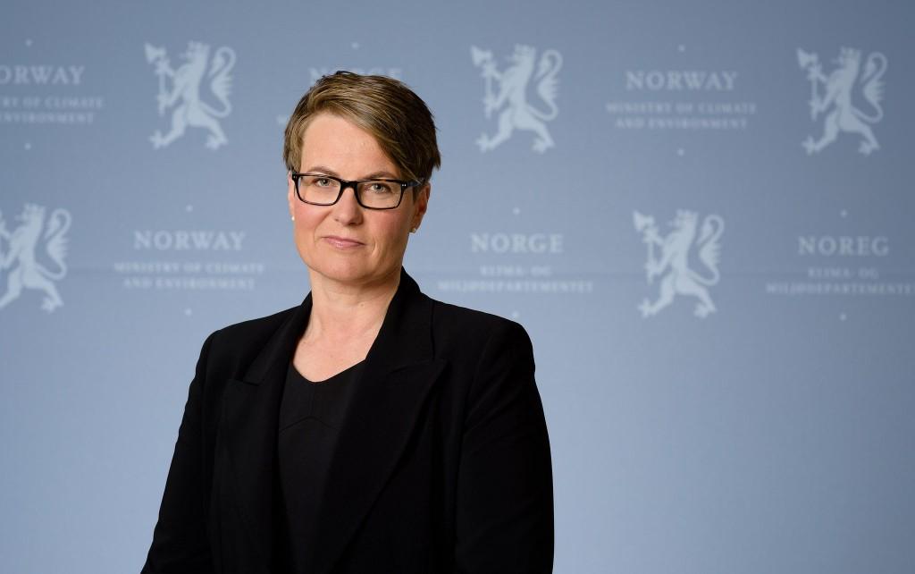 Klima- og miljøminister Tine Sundtoft har svart på spørsmål om automatisk fredning av kvenske kulturminner. KUVA BJØRN STUEDAL