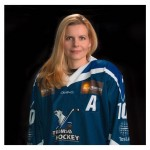 Sanna Filpus Øvervoll Sentteri Syntyny: 1976 Torniossa Ammatti: Matematikan ja kemian lektori Pelikärriääri: Tromsø Hockey 2012 KUVA: JENS-MORTEN ØVERVOLL