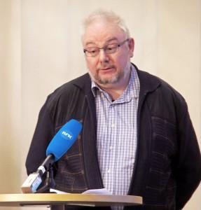 Redaktør Geif Wulff i Ságat kritiserte departementet for at det hadde plukket utvalgsmedlemmer bare sørfra.