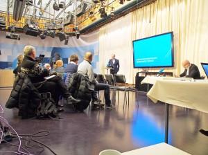 Mediemangfoldsutvalget hadde innspillmøte i Tromsø i februar. Utvalgets rapport skal komme ut som en offentlig utredning (NOU) i 2017.