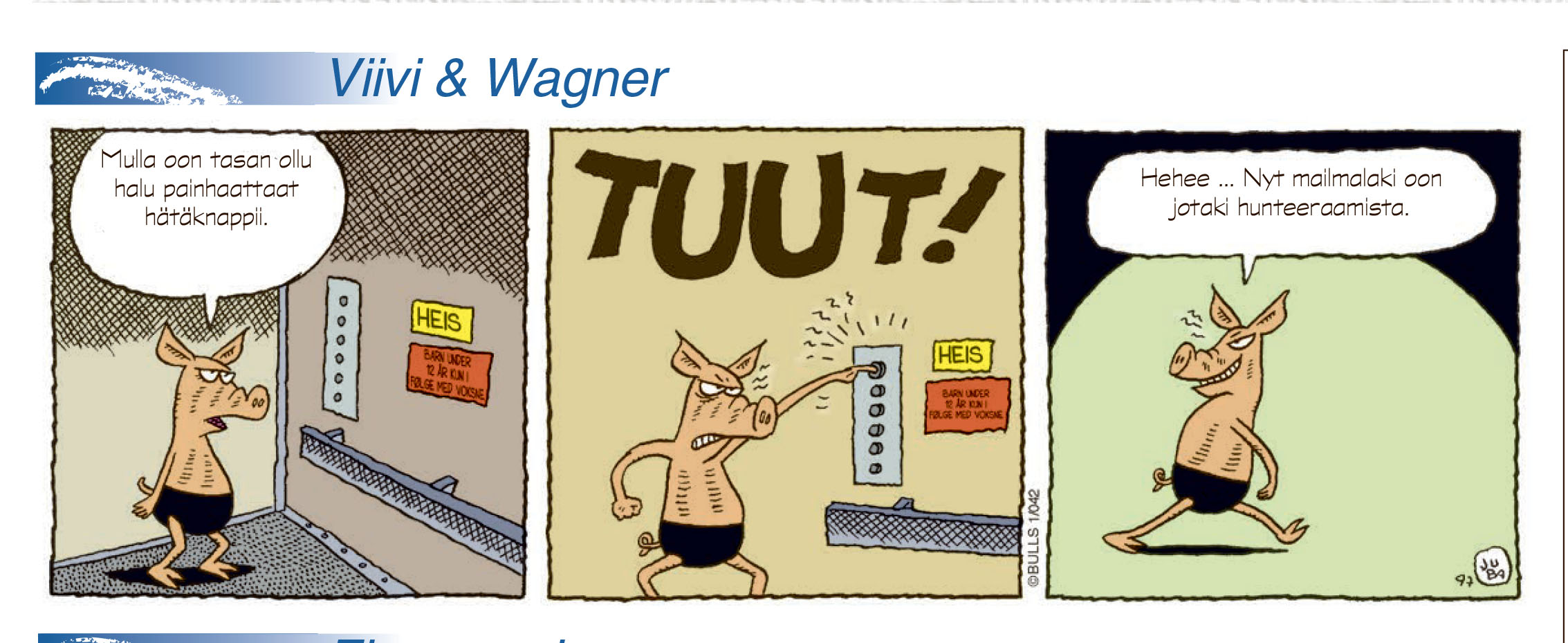 Viivi ja Wagner (nr 10 – 2015)
