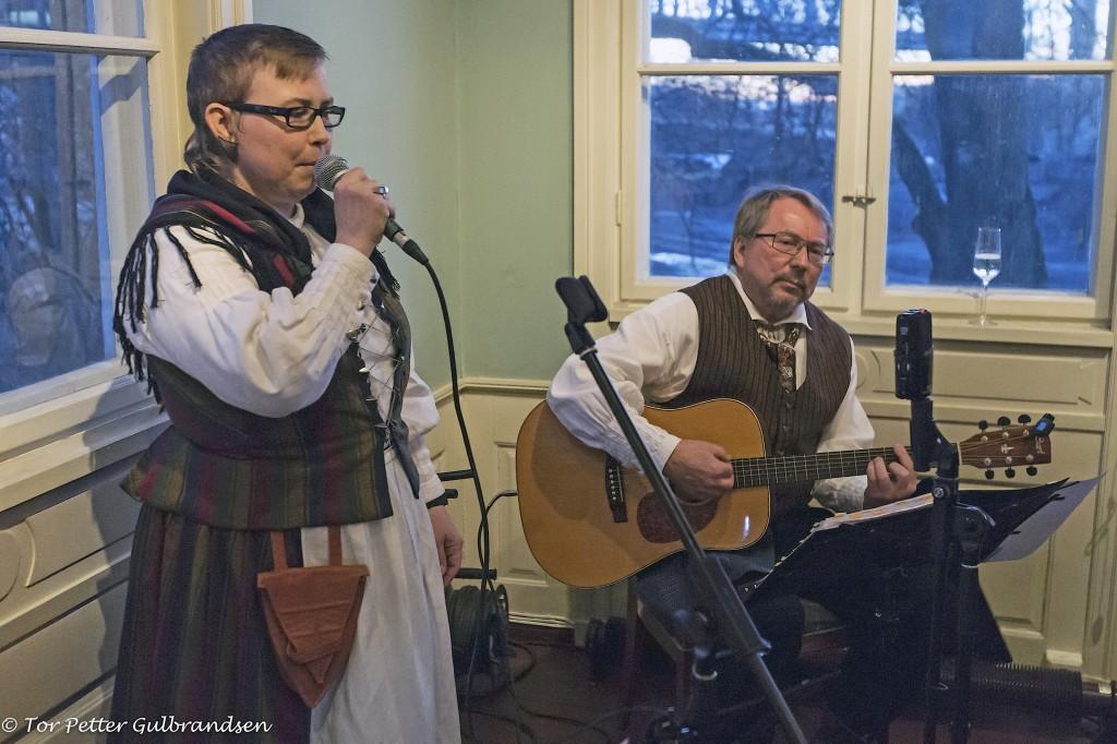 Kaksi Lakso, med Cille Dahl og Jan Daleng. KUVA TOR PETTER GULBRANDSEN