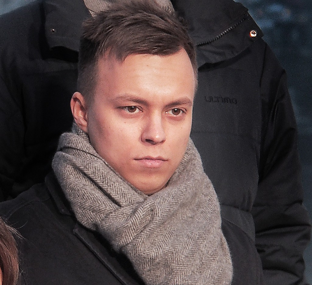 Pål Vegard Eriksen. KUVA LIISA KOIVULEHTO