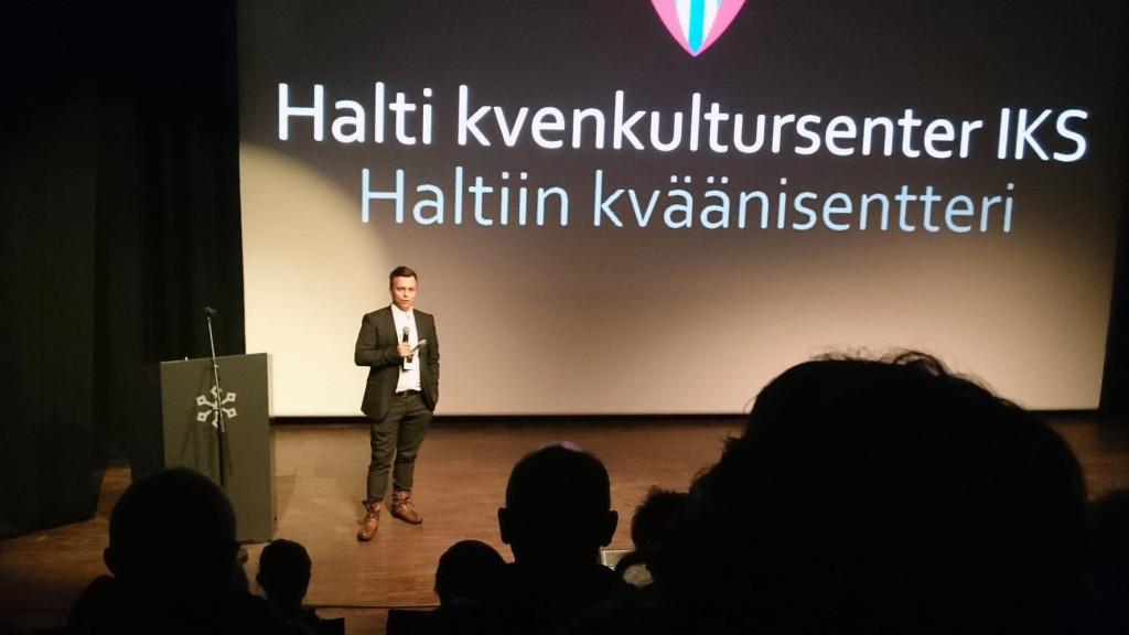 Pål Vegard Eriksen. Foto: Charlotte Vangen Persen