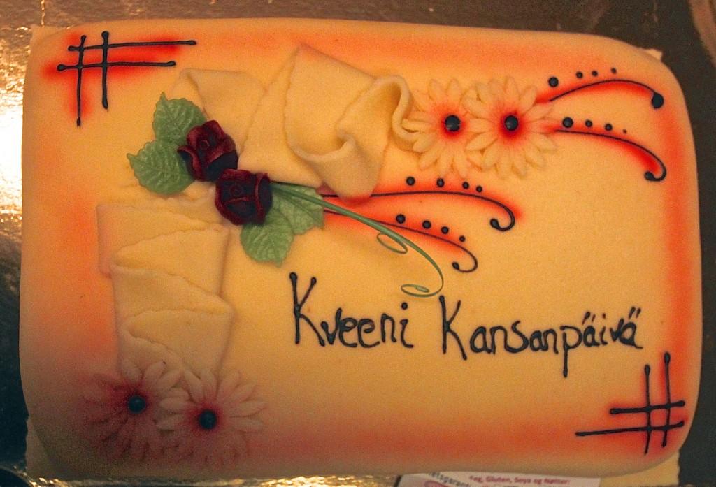 En viktig dag fortjener en flott kake!
