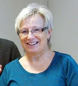 Laila Lanes holder på å skrive en bok kvenske slekter i Lyngen.