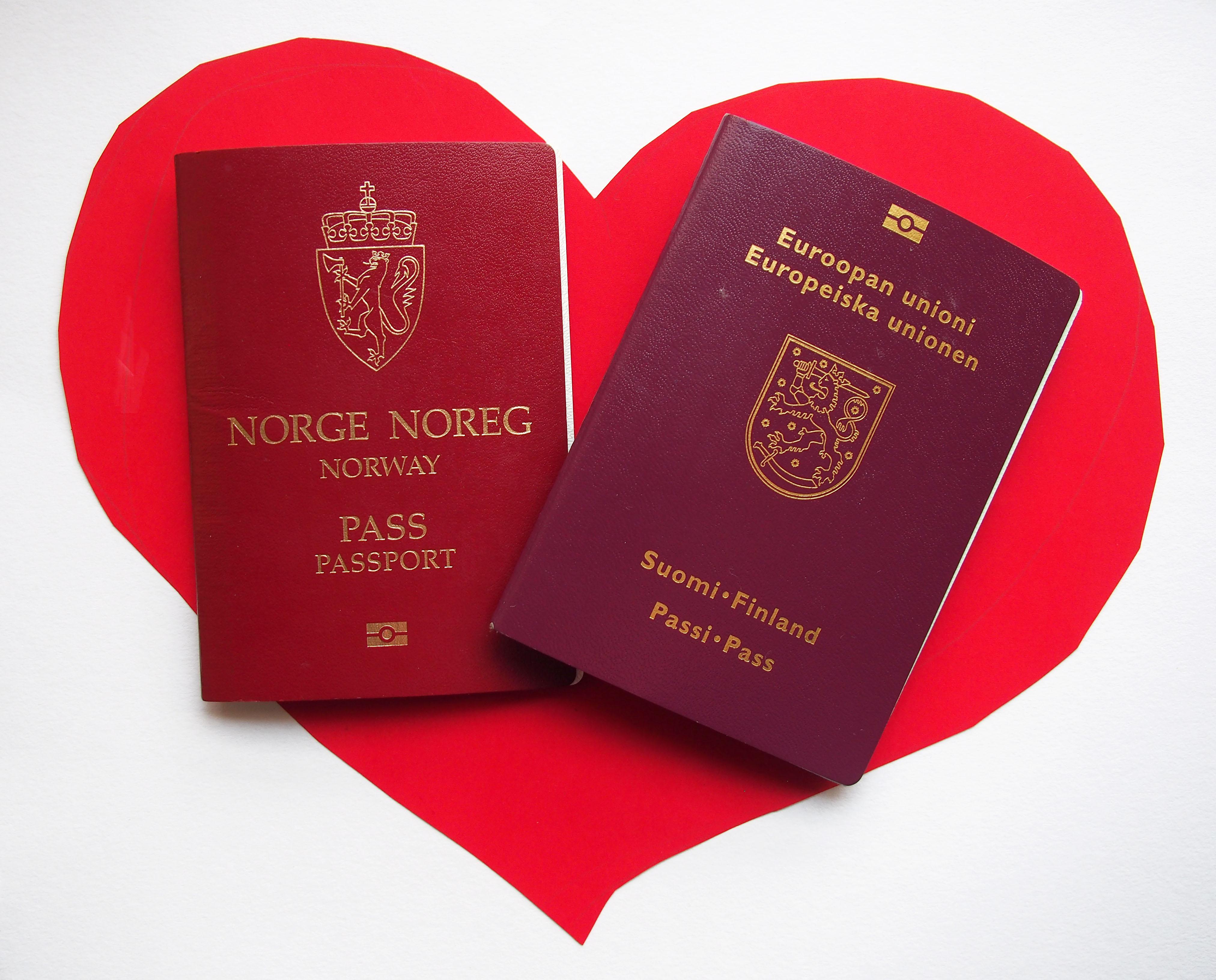 Er du finsk-norsk og ønsker dobbelt statsborgerskap?