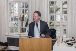 Petter Wille, direktør for Nasjonal institusjon for menneskerettigheter. KUVA TOR PETTER GULBRANDSEN