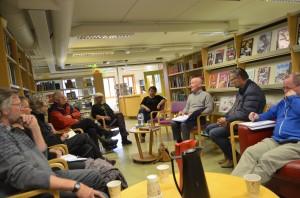 Arvid Petterson er hyret inn for å holde foredrag i Kvænangsbotn fredag og i Nordreisa lørdag,