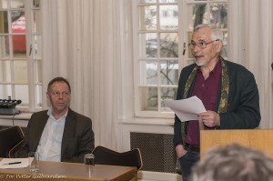 Ivar Dervo fra Qvän Østlandet har vært engasjert i urfolksproblematikken i en årrekke.