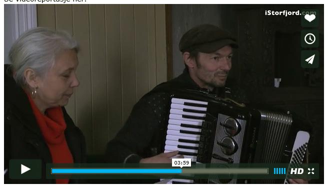 Fokus på kvensk-finsk musikktradisjon i Skibotn