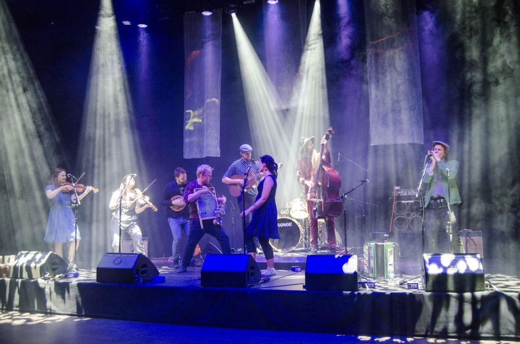 The Original Swedish Arvika Blues Breakers. KUVAT LISS BETH GJERTSEN NYBY