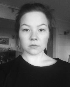 Noora Ollila ville sette fokus på den kvenske kulturen, og startet selfieaksjonen #ansiktforkvenskkultur KUVA ANSIKT FOR KVENSK KULTUR