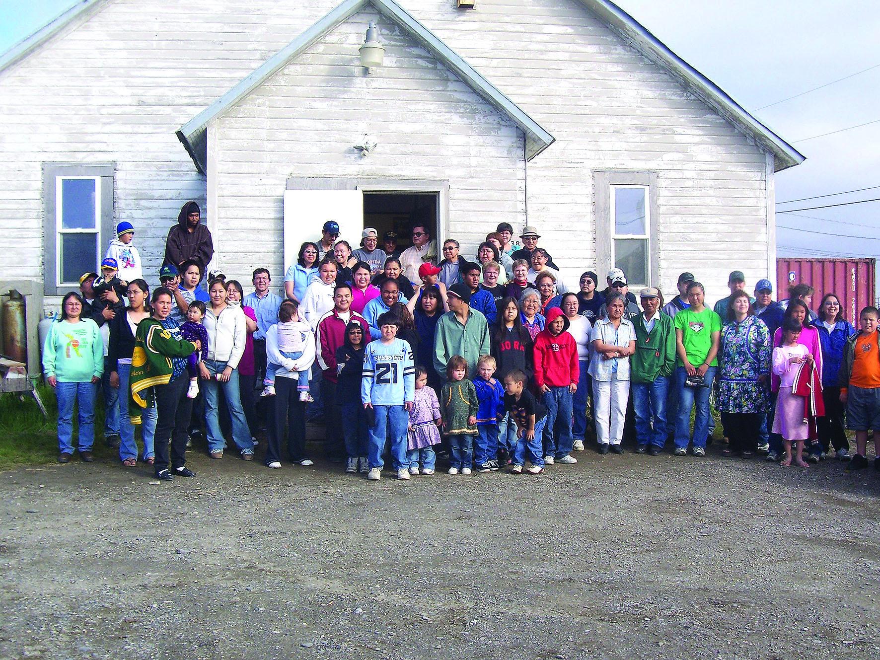 Del 4 Fra Alta til Alaska: Reisen i bestefars fotspor