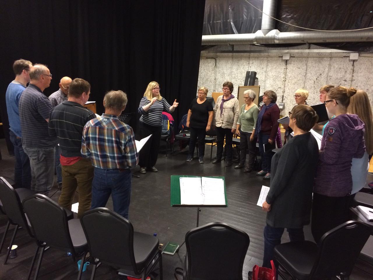 Kåfjordkor skal synge på kvensk i USA