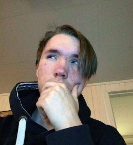 Henrik Johansen vant Ruijan kaikus fortellerkonkurranse med filmen Tre stammers møte. KUVA SKJERMDUMP