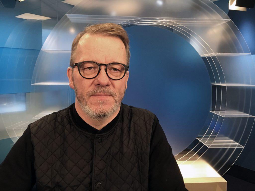 Pål Hansen lover at NRK skal dekke sine forpliktelser ovenfor kvenene. KUVA NRK