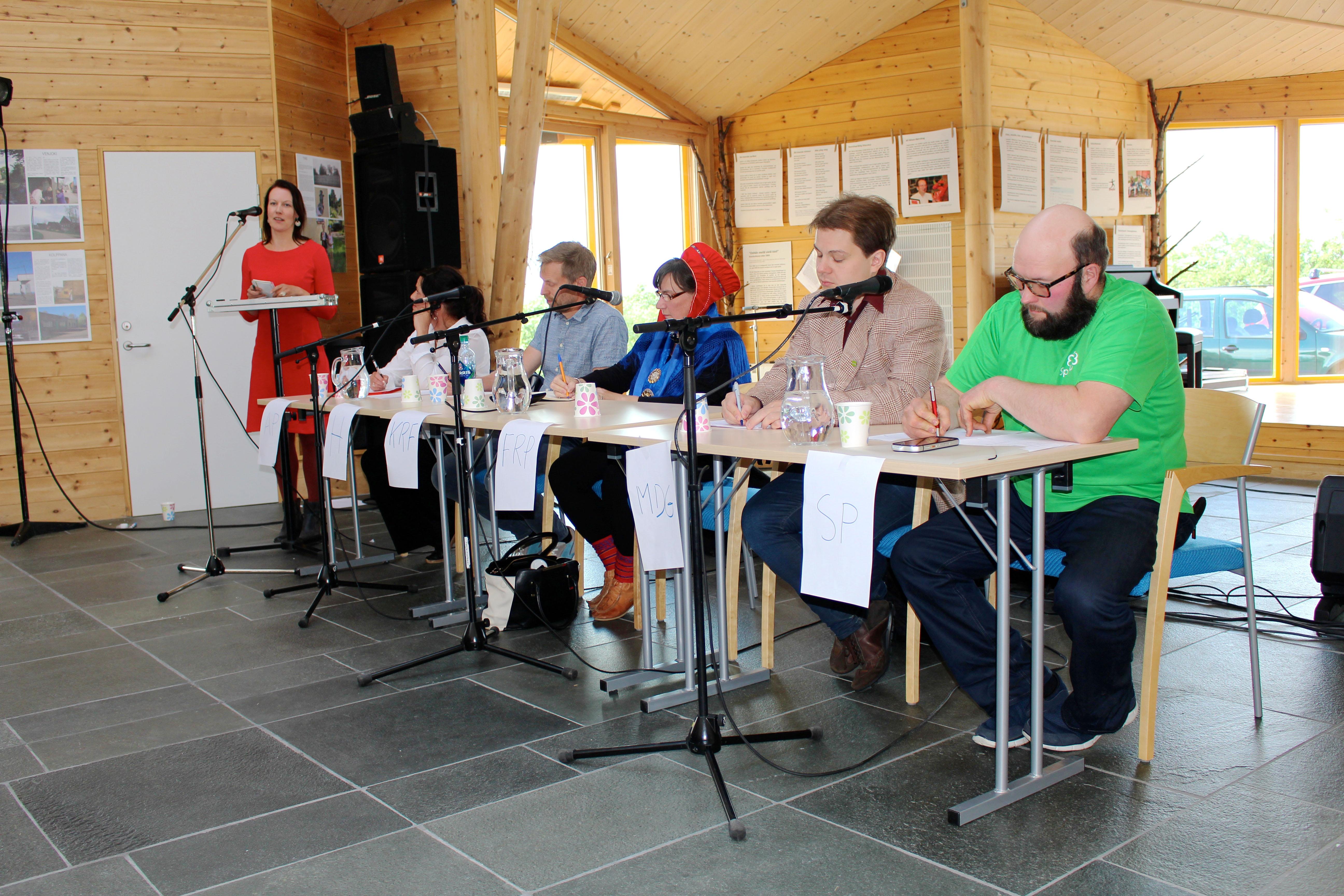 Kvenpolitikken mer synlig, men finnmarkspolitikere sier de ikke blir hørt