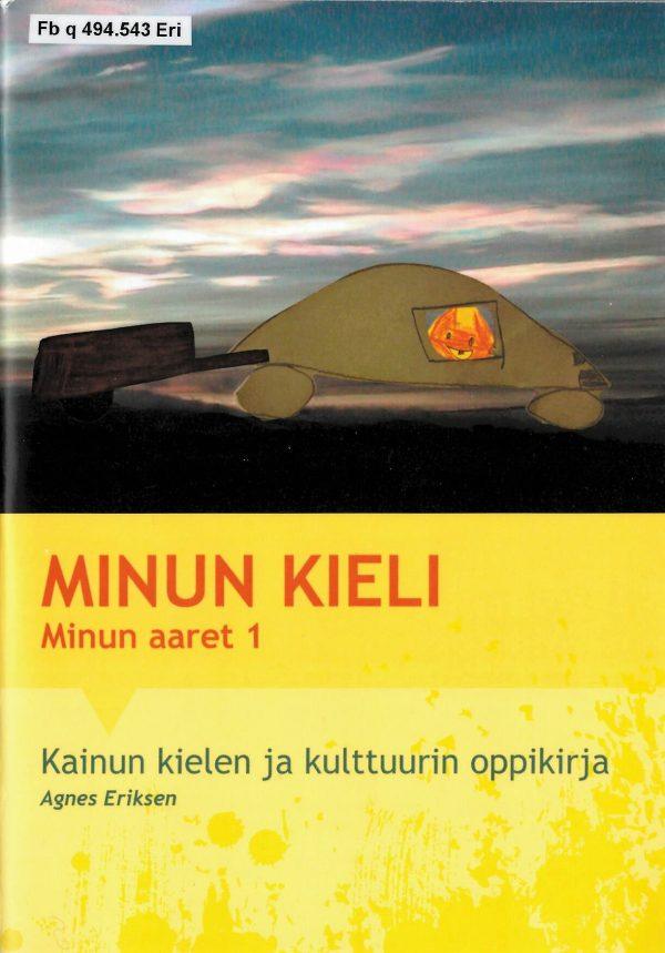 Nyheter fra Kväänin biblioteekkipalvelu – Kvensk bibliotektjeneste