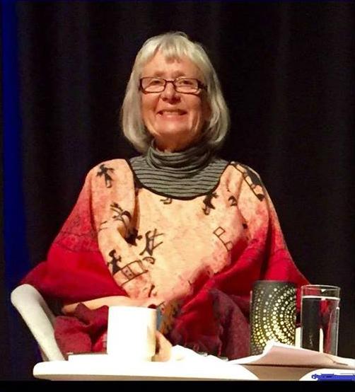 Forfattermøte med Ellen Hofsø