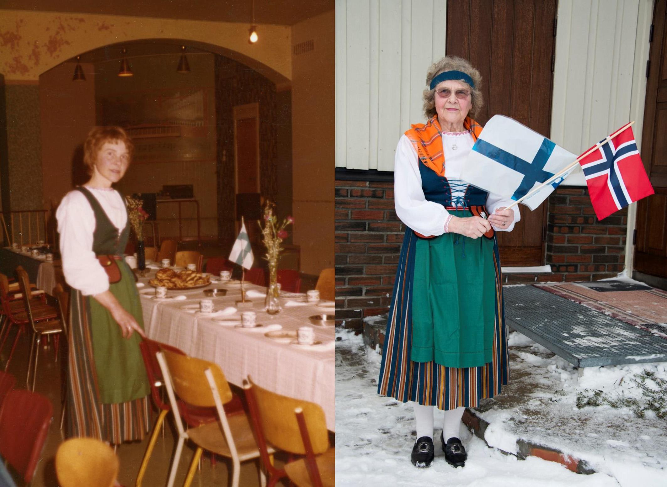 Finland og Norge: Samtid, identitet og samarbeid