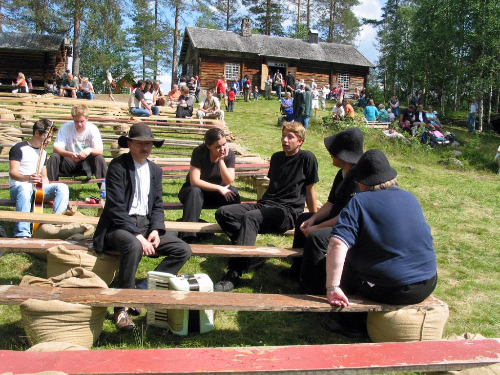 Enorm interesse for å utforme Norsk Skogfinsk museum • Mettäsuomalaismuseuumin plaanakonkurransi kiinosti hirmuisesti