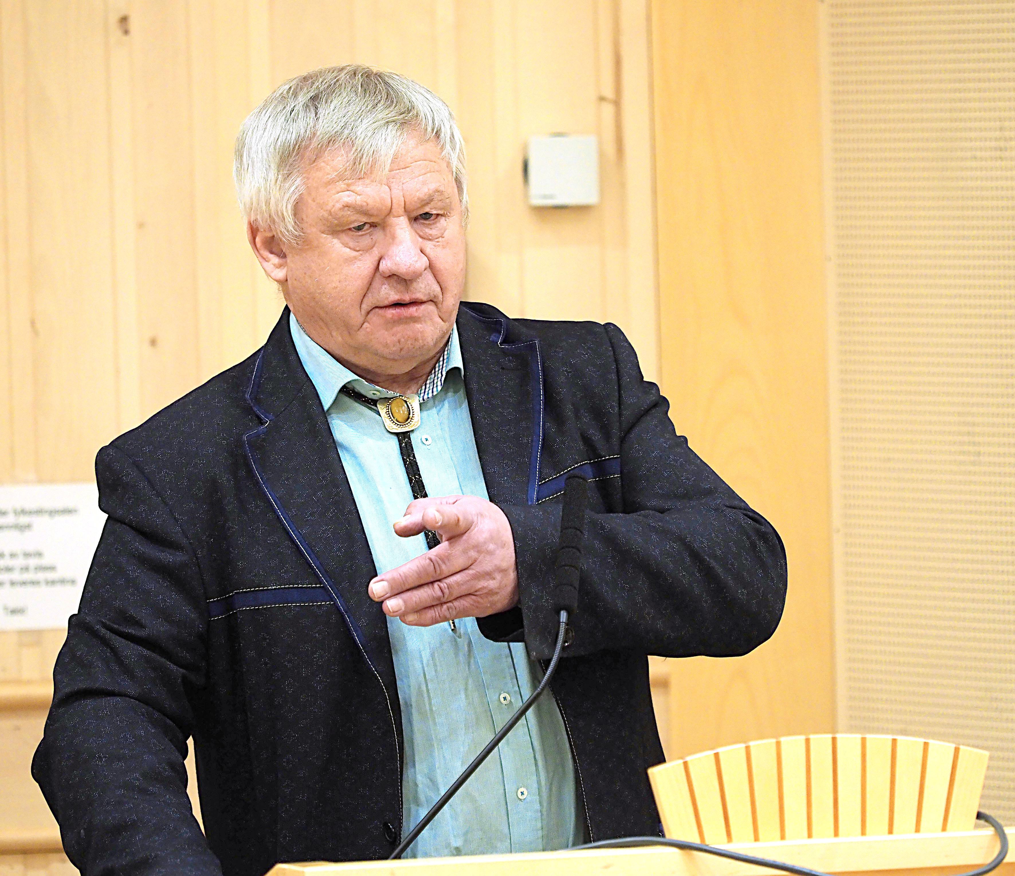Kroniikki: Innspill til Stortinget om fornorskningspolitikken