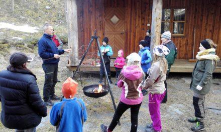 Kvensk språk og kulturleir i Reisadalen