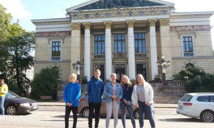 Opintomatka Suomeen – Kulttuuria ja historiaa Helsingissä ja kouluvierailu Vantaalla