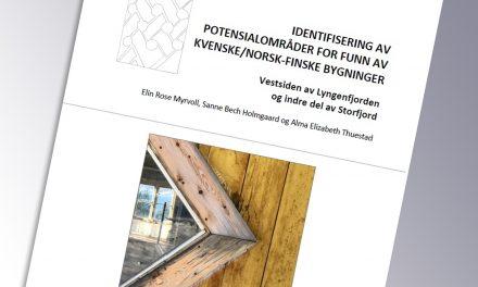 Identifisering av kvenske/norskfinske bygninger