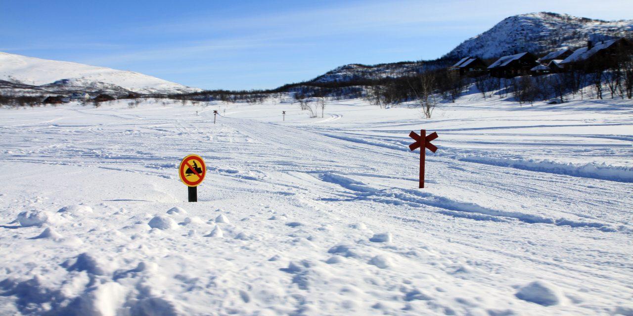 Ikke fritt fram for snøscooterkjøring i Finland