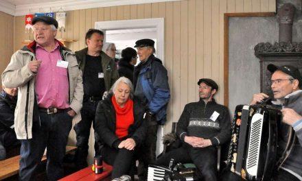 Kvensk musikktreff i Skibotn • Kveeenien Musiikkitahpahtumaa Yykeänperässä