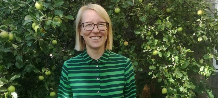 Ann-Mari Fröberg aloitti suurlähetystön uutena lähetystöneuvoksena