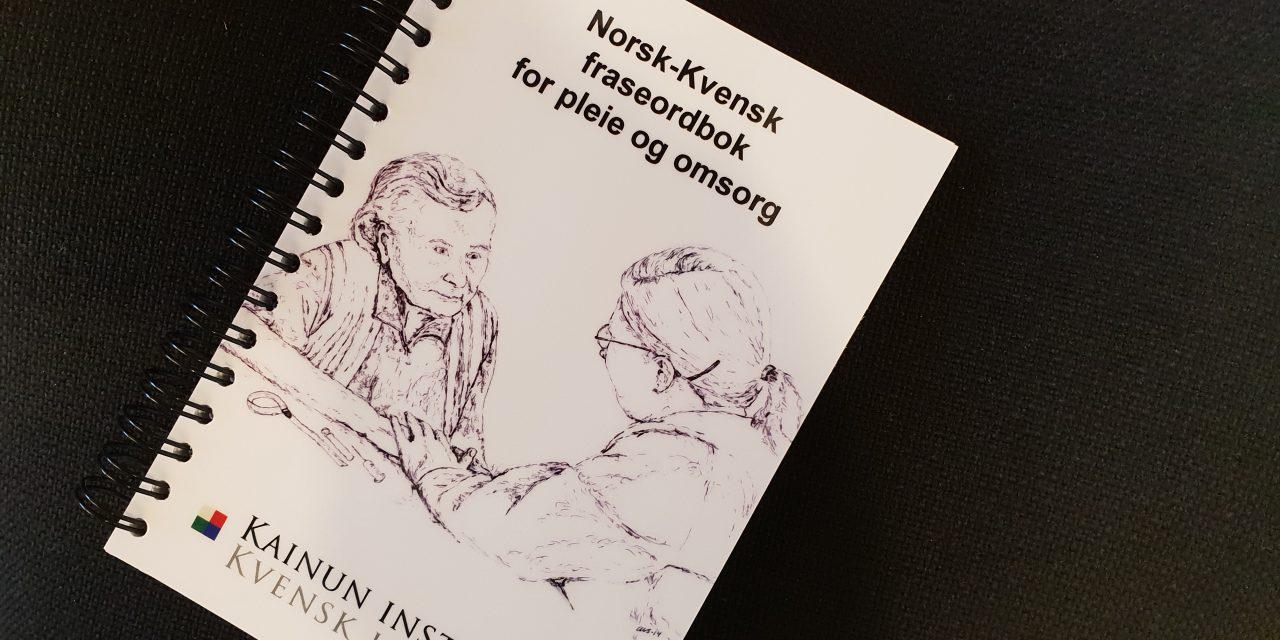 Liten bok med stort budskap; nå også i finsk versjon