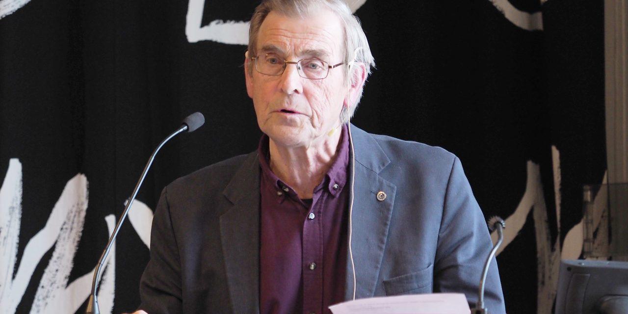 Einar Niemi hentet inn til forarbeid med stortingsmelding